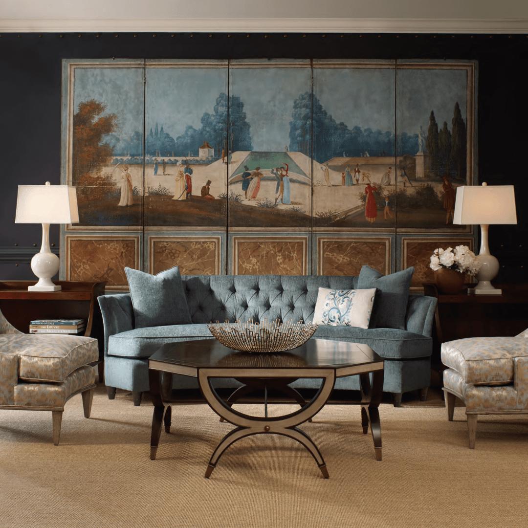 custom sofa living room