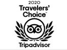 2020 Winner Certificate of excellence on Tripadvisor!