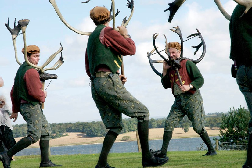 Abbots Bromley Horn Dancers, Staffordshire