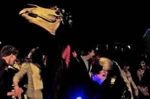 Penglaz, Golowan festival, Penzance, Cornwall