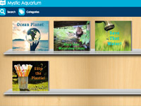Mystic Aquarium and Unite for Literacy's World of Water book series
