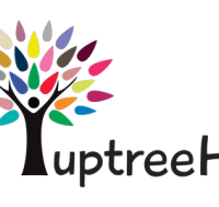 UptreeHR Human Resource Logo