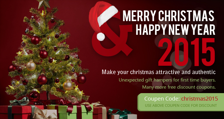 Christmas sales offer
