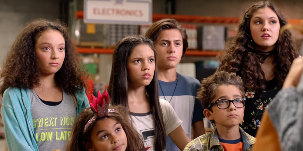 Disney's 'Stuck in the Middle' Gets New Online Shorts Ahead of Season Two   Stuck In The Middle. Television. Video   Just Jared Jr.