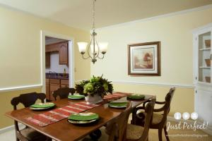dining room Just Perfect