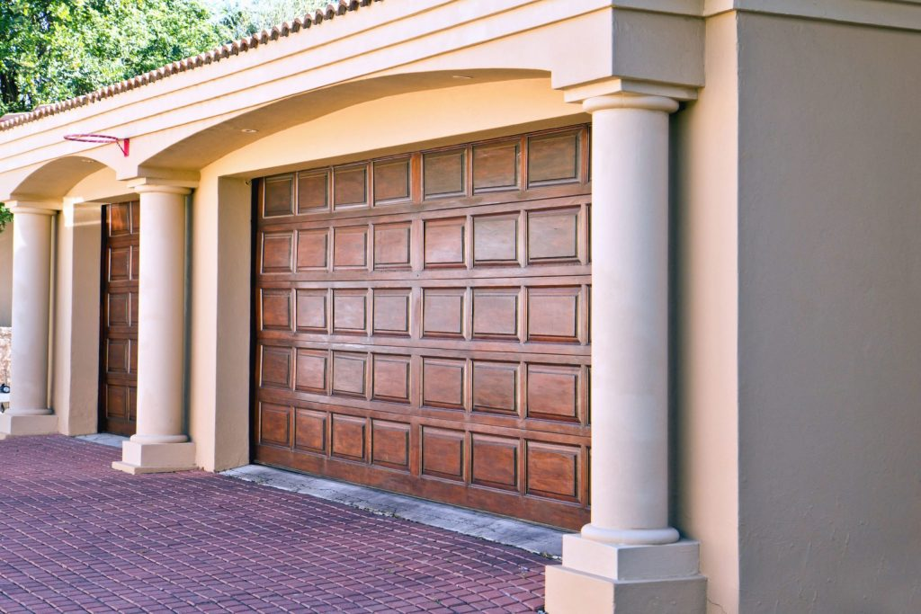 Pay attention to doors as you think about your home exterior