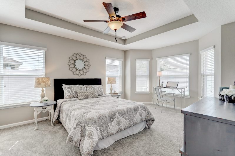 How to stage a guest bedroom or mother-in-law suite