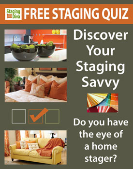 Staging Diva Staging Savvy Quiz