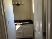 Before Staging - Master Bathroom