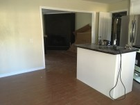 Before Staging - Kitchen