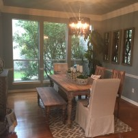 Staging The Nest - Vacant Staging - Dining Room