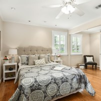 Staging The Nest - Vacant Home Staging - Master Bedroom 1