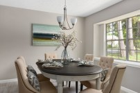 Staging The Nest - Vacant Home Staging - Formal Dining