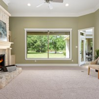 Staging The Nest - Vacant Staging - Sitting Room