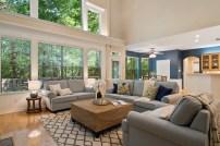Magnolia - Living Room