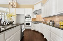 The Woodlands - Vacant Staging - Kitchen