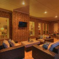BlueMesa-BackPorch - StagingTheNest - Occupied Home Staging
