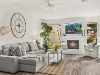 Staging The Nest - Living Room - Vacant Staging