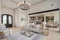 Staging The Nest - Vacant Home Staging - Houston - Living Room - Great Room