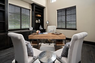 Staging The Nest - Vacant Home Staging - Houston - Study