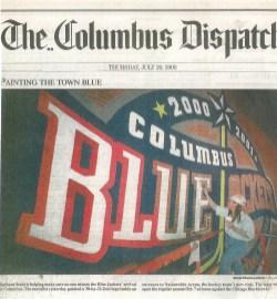 Columbus Blue Jackets Nationwide Arena Columbus, OH