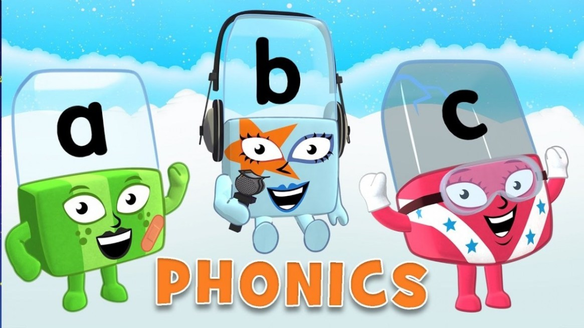 Go to Cbeebies for phonics and reading practice. There are songs, games and films to practise learning your phonics at home