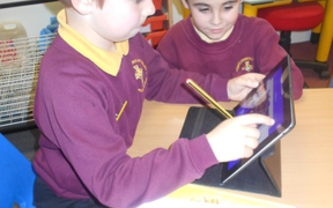 ICT – Researching Mother Teresa