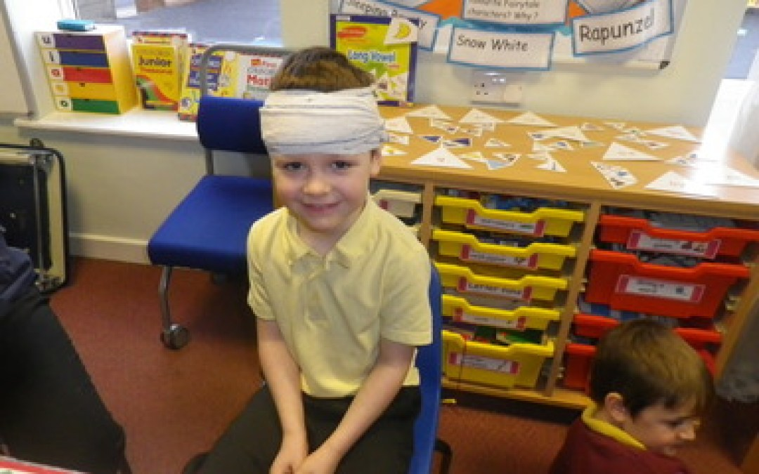 A visit from Florence Nightingale