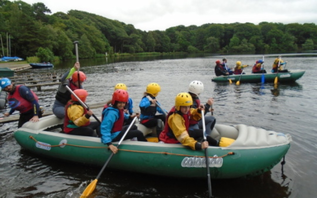 Year 6 adventure to Talkin Tarn