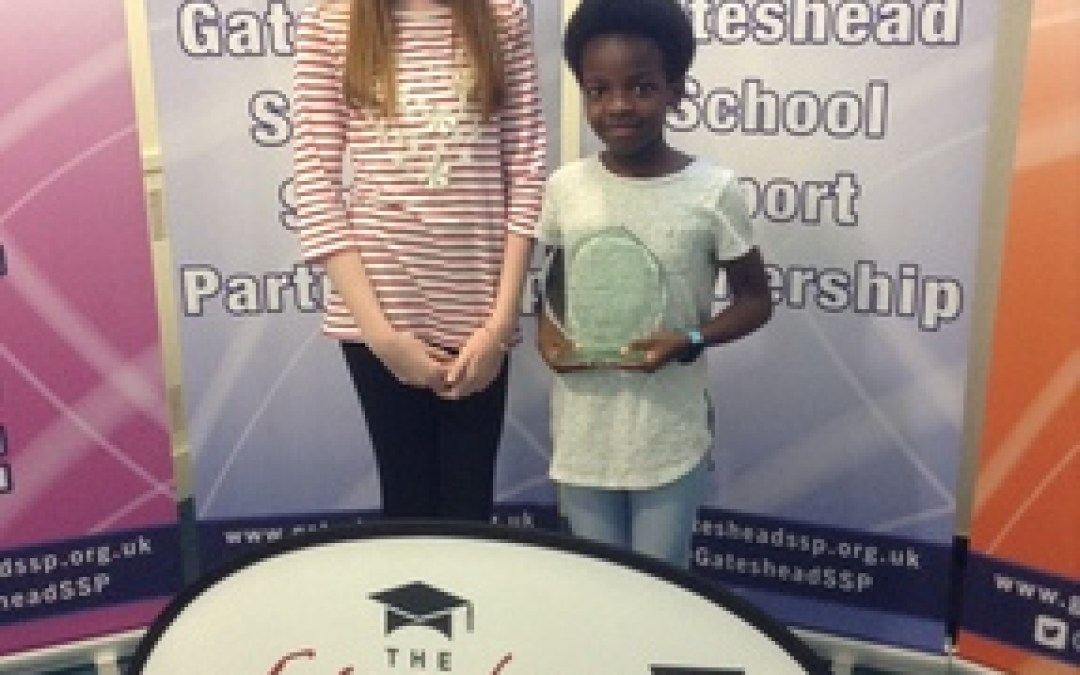 3rd Annual Gateshead School Sports Awards