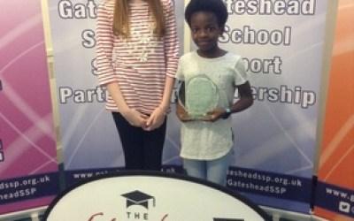 3rd Annual Gateshead School Sports Awards