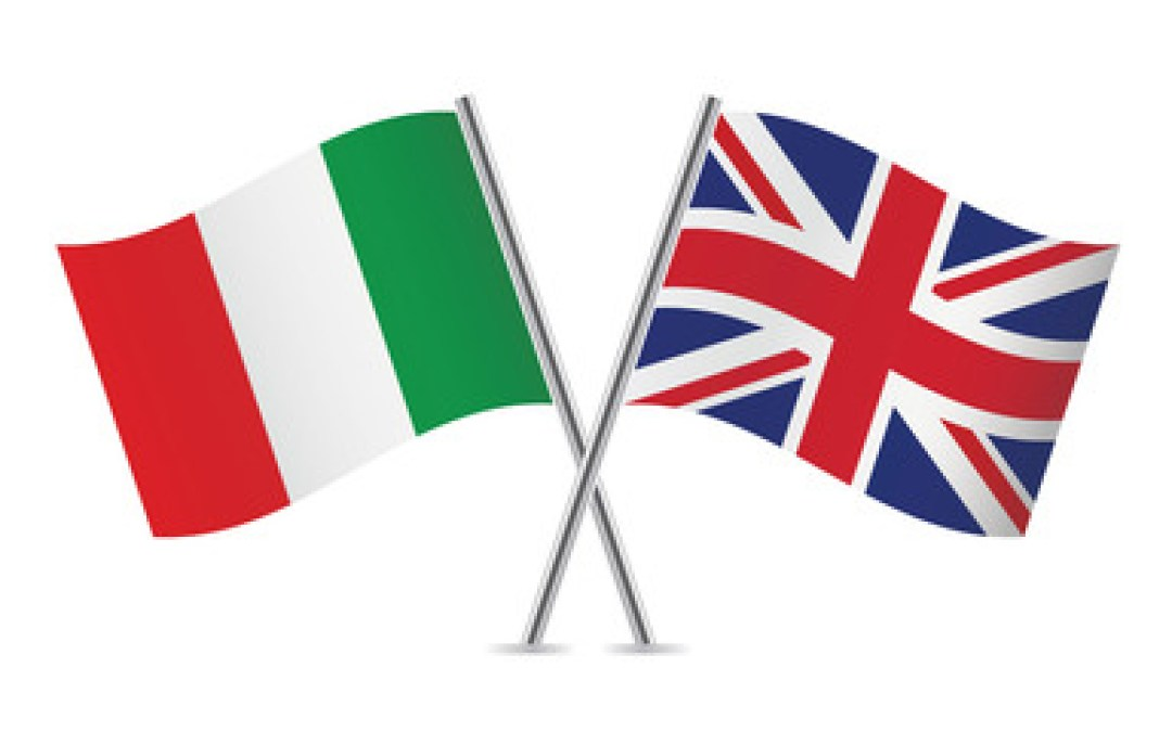 Welcoming our Italian friends