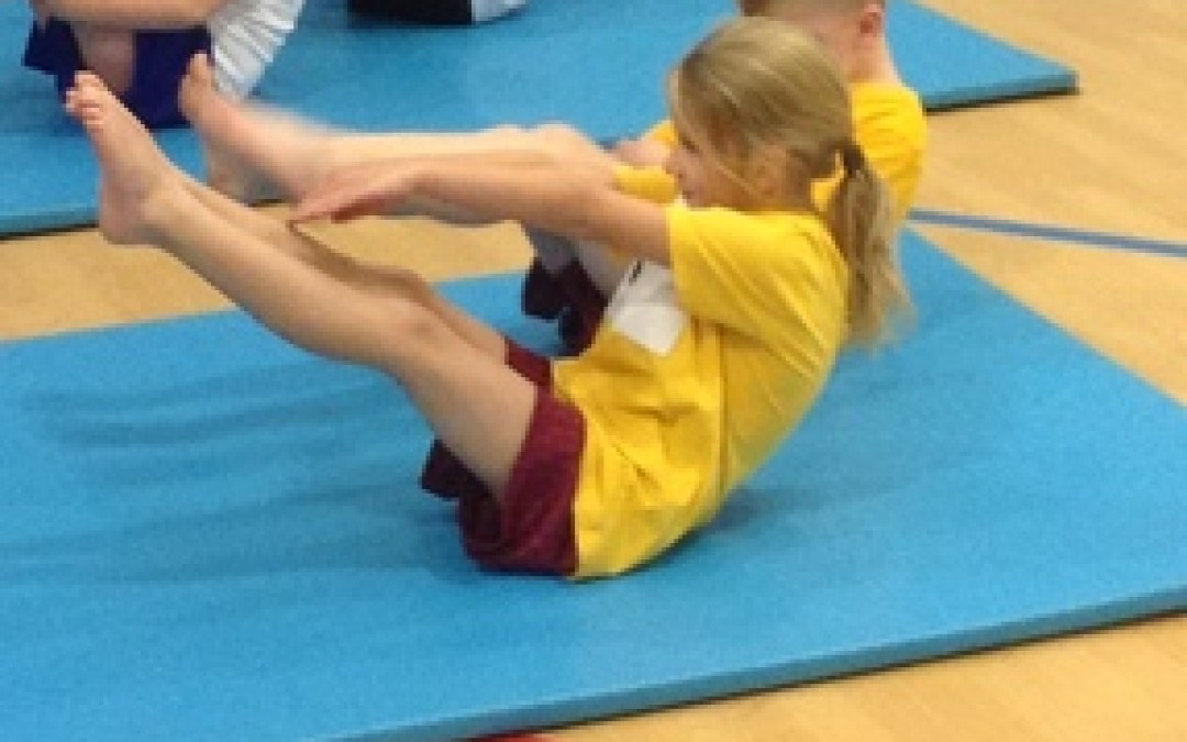 Gym Skills at Kingsmeadow School