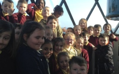Year 2 Visit to St Mary's Lighthouse