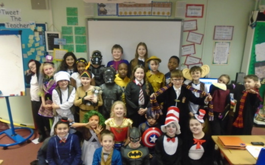 World Book Week Year 5