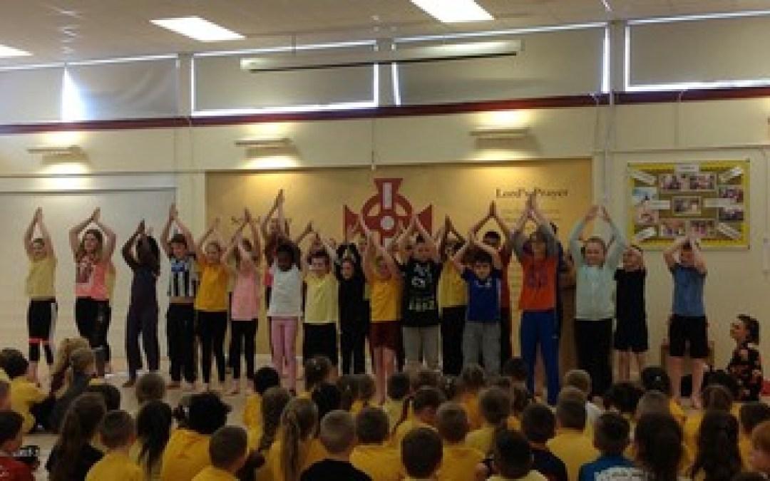 International Dance Performance