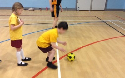 Ball Skills at Kingsmeadow