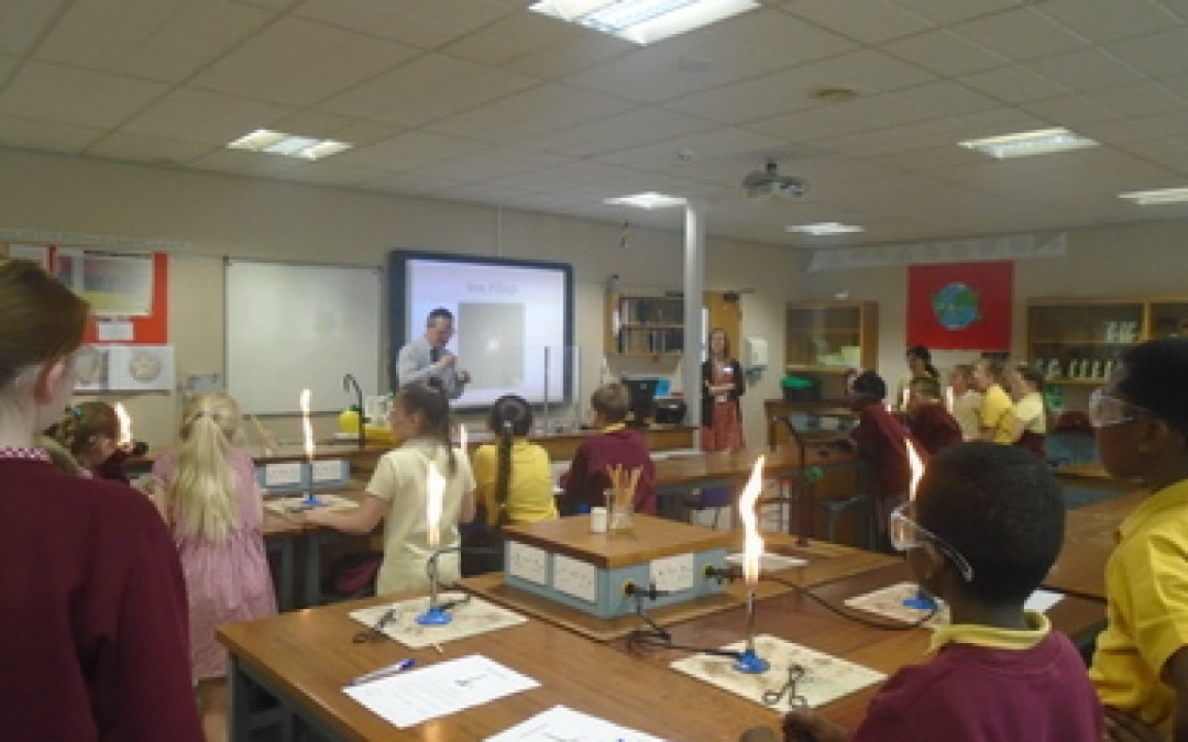 Science at Emmanuel College