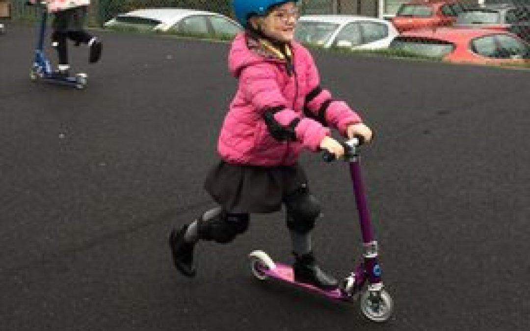 Year 1 Scootability