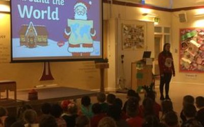 Christmas from around the World Assembly
