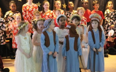Early Years and Main School Christmas performances