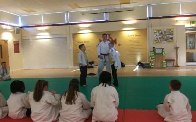 Judo Year 5