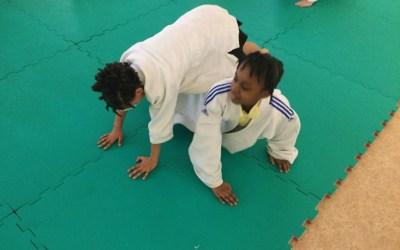 Year 4 Judo