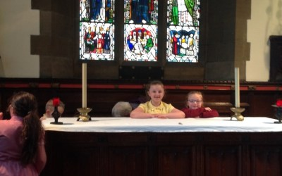 Year 2 Visit St Chad's