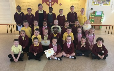 Year 3 Achievement Assembly