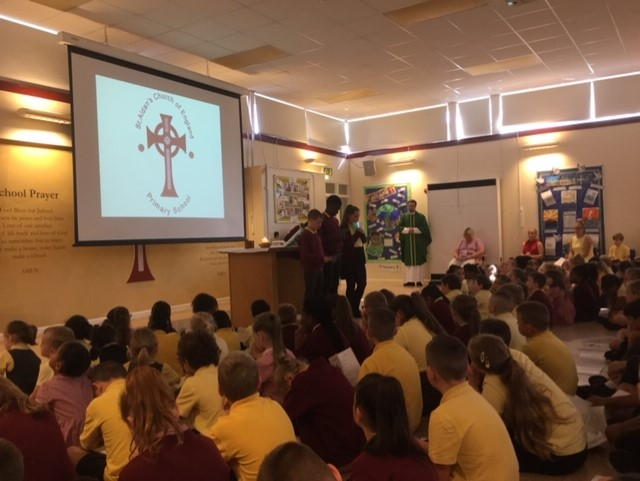 Year 6 Leavers Eucharist