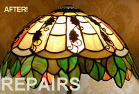 Repairs to Stained Glass