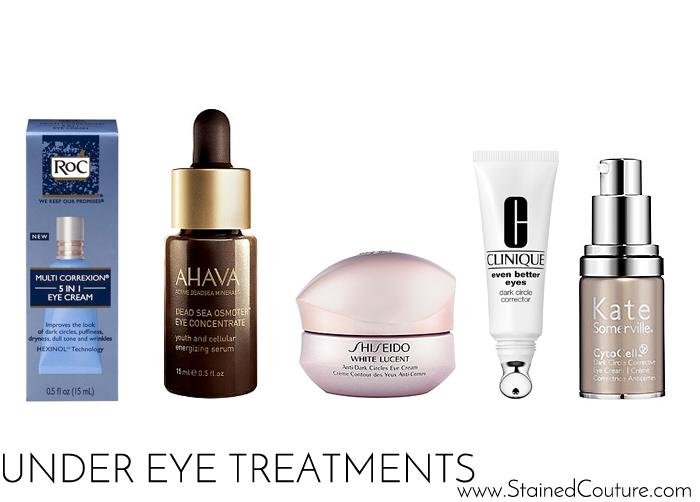 treatments dark under eyes