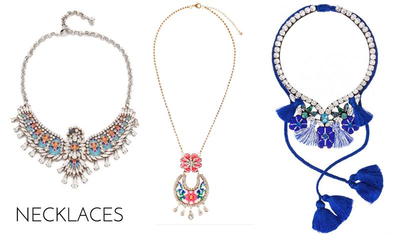 shourouk jewelry necklaces