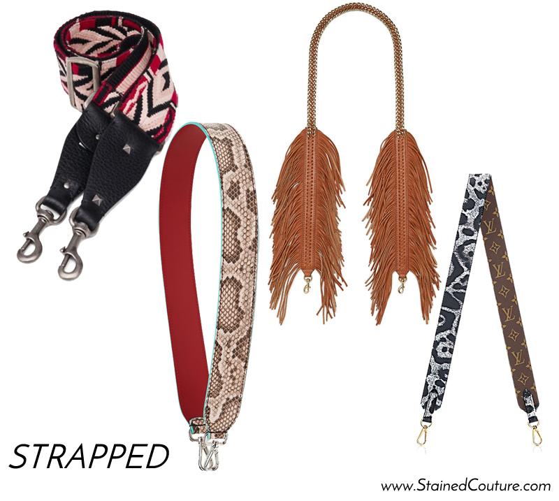 purse straps